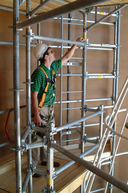 4 HOUR SUPPORTED SCAFFOLD USER / REFRESHER